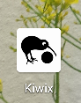 kiwix resized